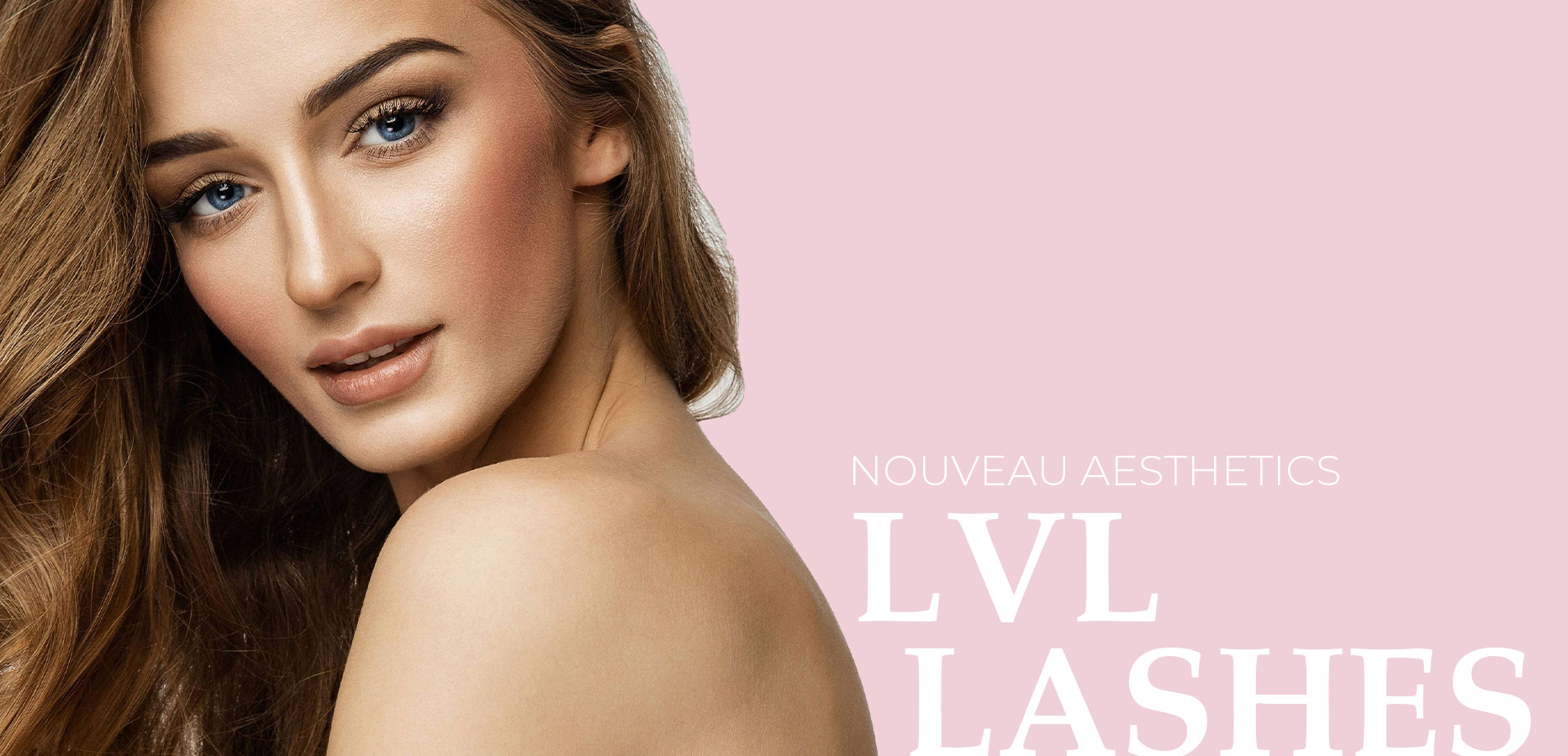 lvl lashes model