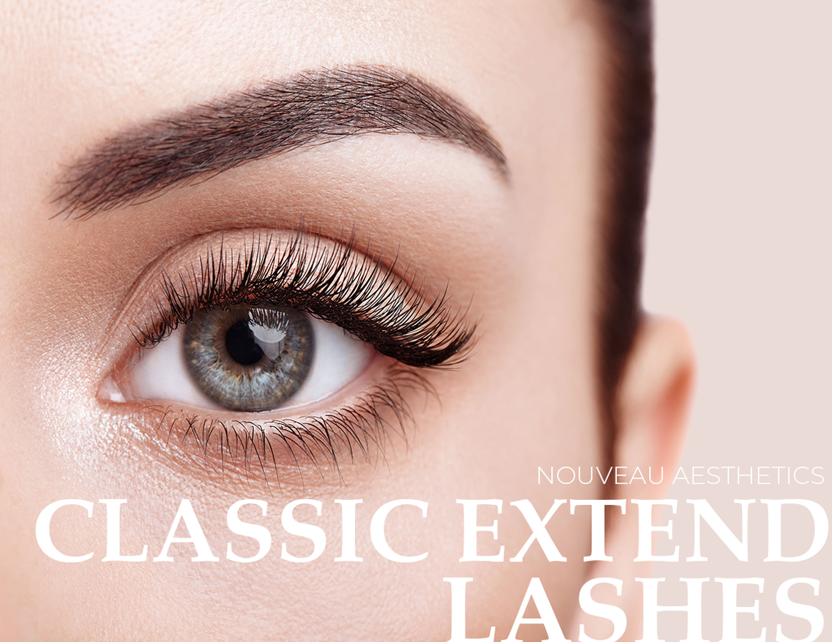 classic extend lashes course